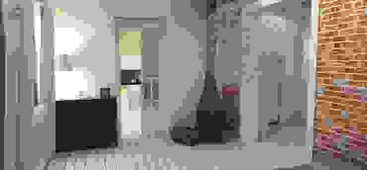 Rustikale Wohnzimmer von Artenova Design Rustikal