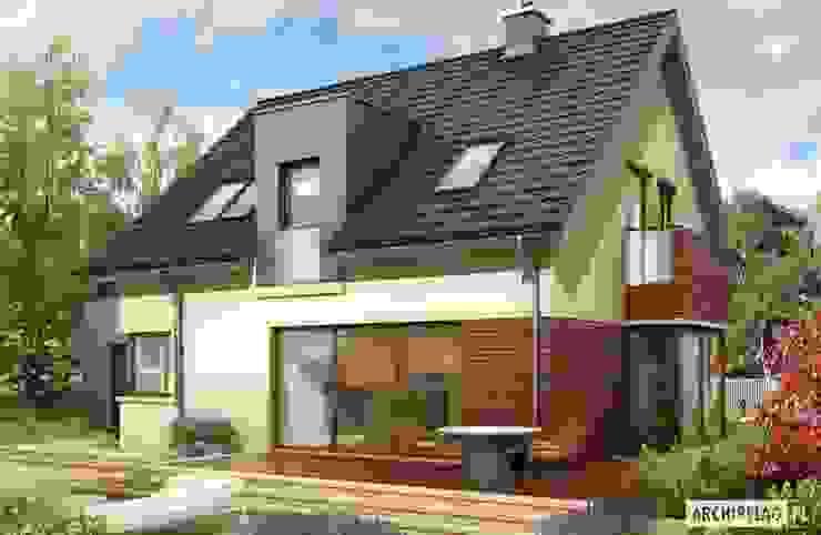 Rumah Modern Oleh Pracownia Projektowa ARCHIPELAG Modern