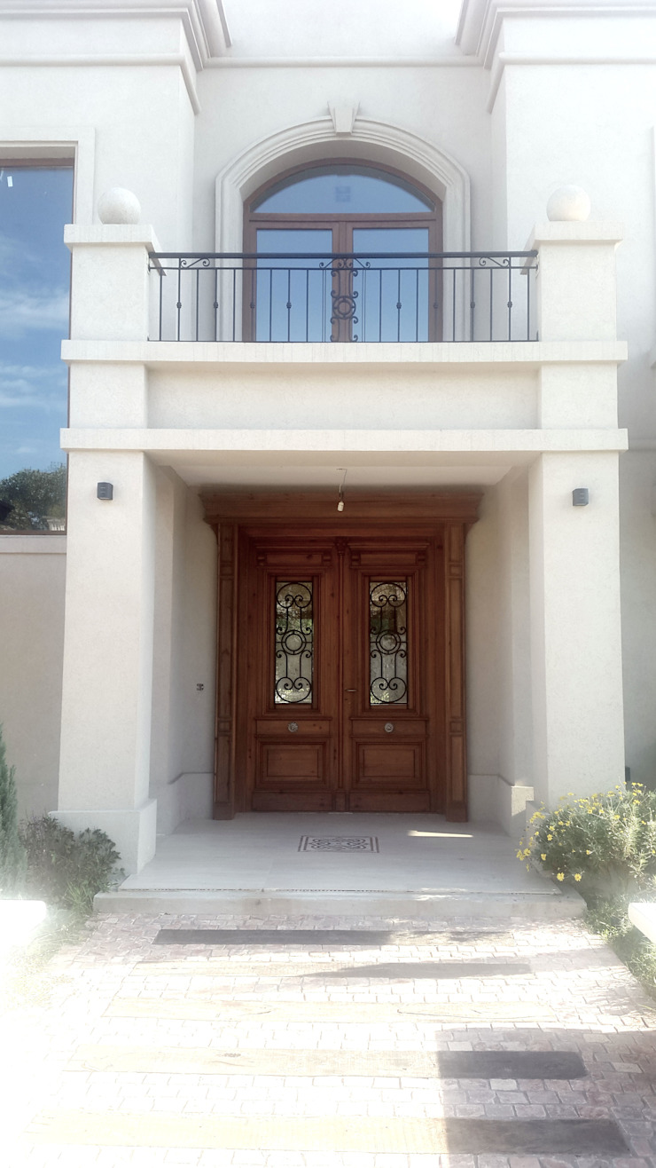 Estudio Arqt Classic style houses