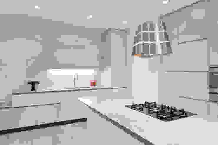 Appartamento a Bollate Cucina minimalista di bdastudio Minimalista