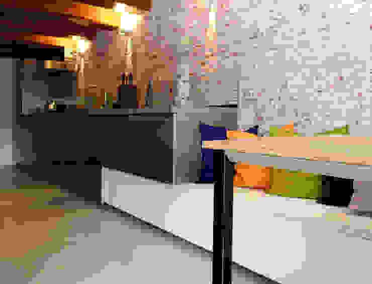 Cocinas de estilo industrial de De Ontwerpdivisie Industrial