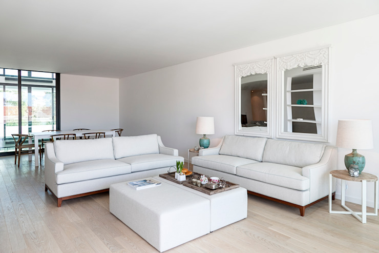 Salones de estilo  de Home Staging Factory