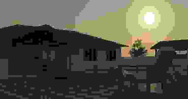 Area piscina Casas modernas por Patrícia Alvarenga Moderno