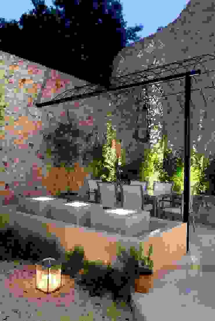 Terraza Jardines eclécticos de Taller Estilo Arquitectura Ecléctico
