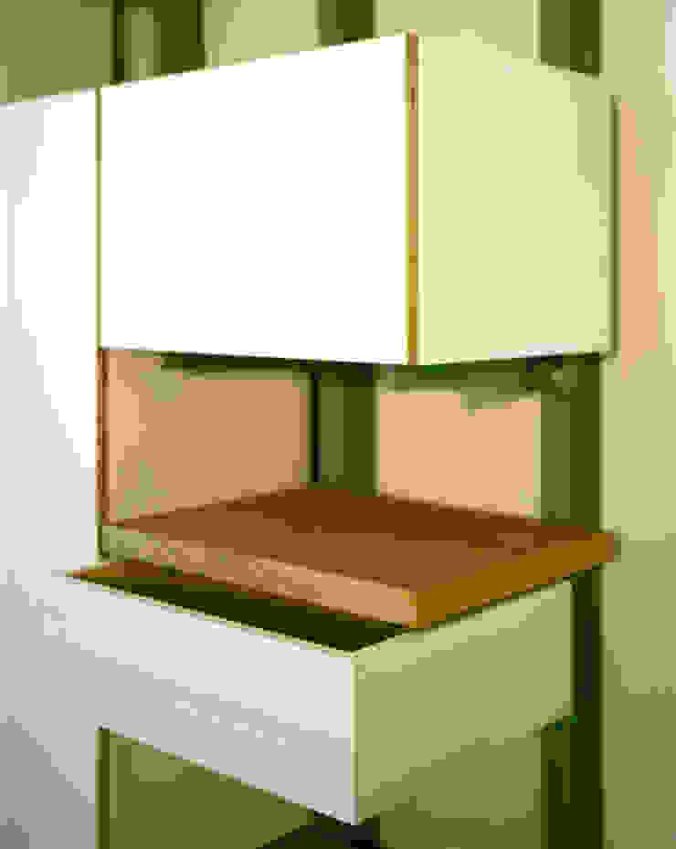 Koelkastkast Moderne keukens van OD-V Modern