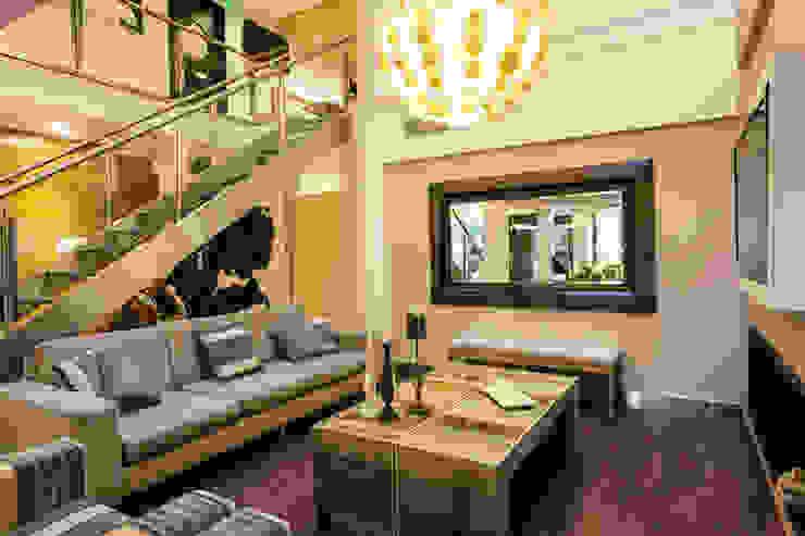 HOTEL MICROCENTRO PORTEÑO Hoteles de estilo moderno de Estudio Arqt Moderno