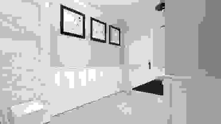 Łazienka w Angielskim Stylu Klasyczna łazienka od wyszomirska design Klasyczny