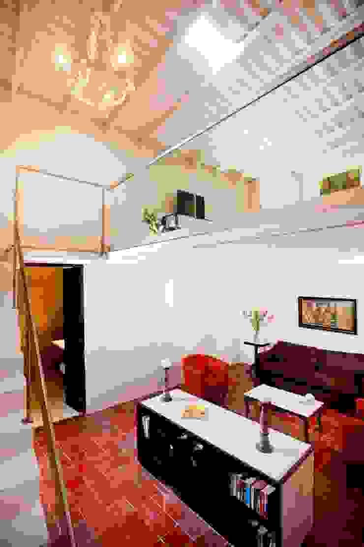 Suite Hoteles de estilo ecléctico de Taller Estilo Arquitectura Ecléctico