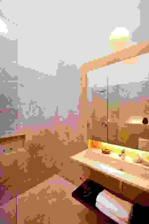 Baño Hoteles de estilo ecléctico de Taller Estilo Arquitectura Ecléctico