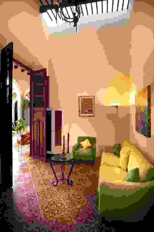 Estancia Hoteles de estilo ecléctico de Taller Estilo Arquitectura Ecléctico