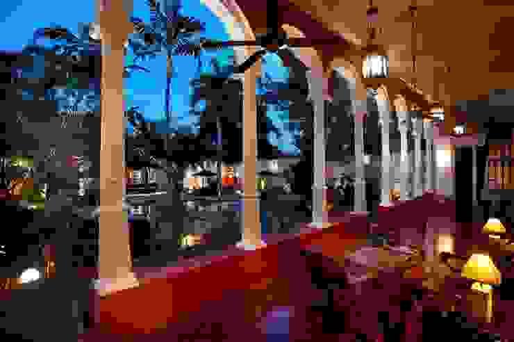 Hotel Villa Mérida Hoteles de estilo ecléctico de Taller Estilo Arquitectura Ecléctico