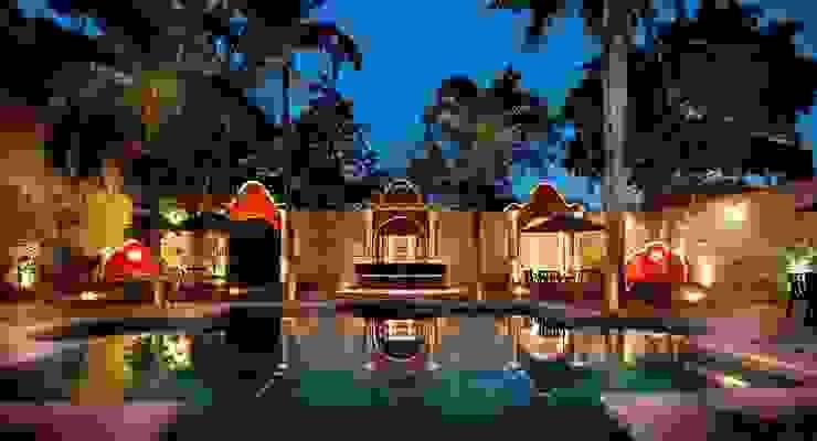 Piscina Hoteles de estilo ecléctico de Taller Estilo Arquitectura Ecléctico