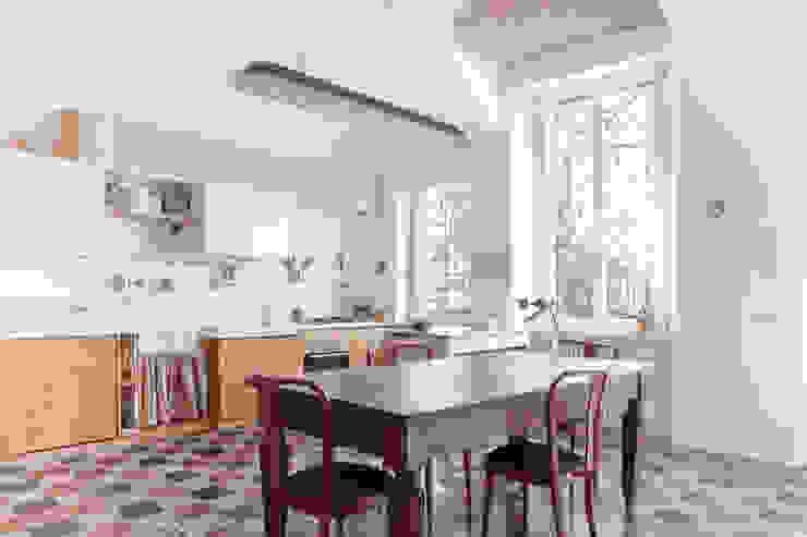 Klasik Mutfak Giovanna Cavalli Architetto Klasik