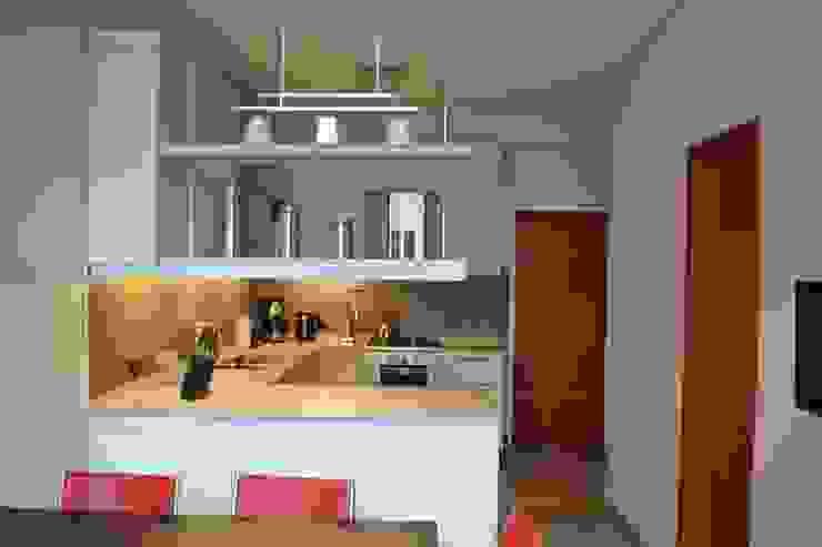 Cocina Contemporanea Cocinas modernas de Campbell-Arquitectura Moderno