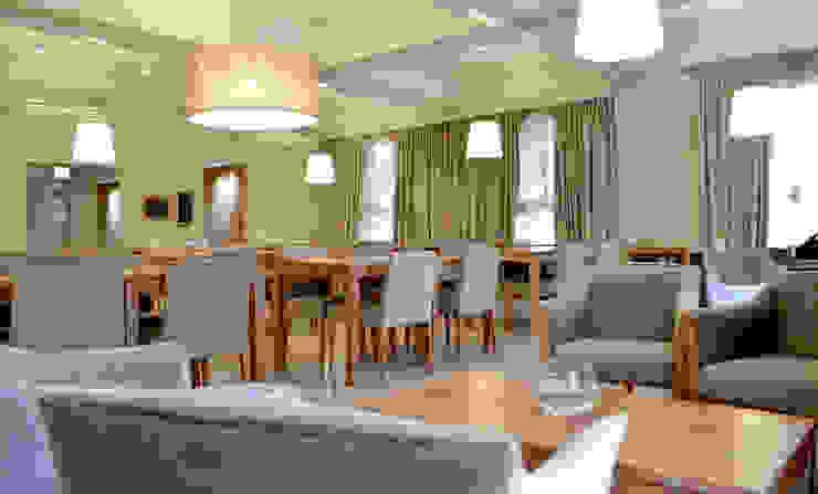 HOTEL EN MAR DEL PLATA Hoteles de estilo moderno de Estudio Arqt Moderno