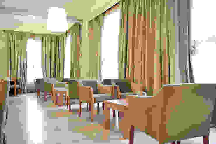 HOTEL EN MAR DEL PLATA Gastronomía de estilo moderno de Estudio Arqt Moderno
