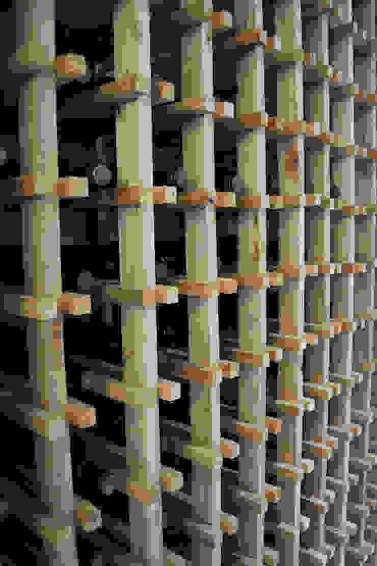 Estudio Arqt Wine cellar