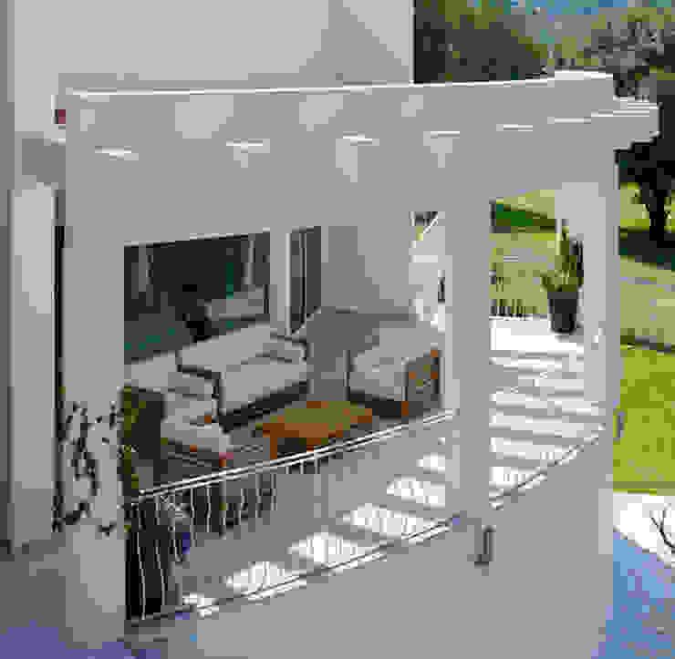 Patios by Excelencia en Diseño, Modern