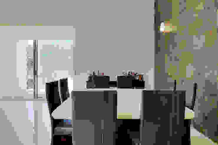 Salas de jantar modernas por Excelencia en Diseño Moderno