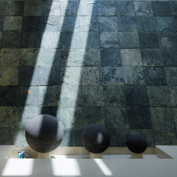 Hiên, sân thượng phong cách hiện đại bởi Excelencia en Diseño Hiện đại