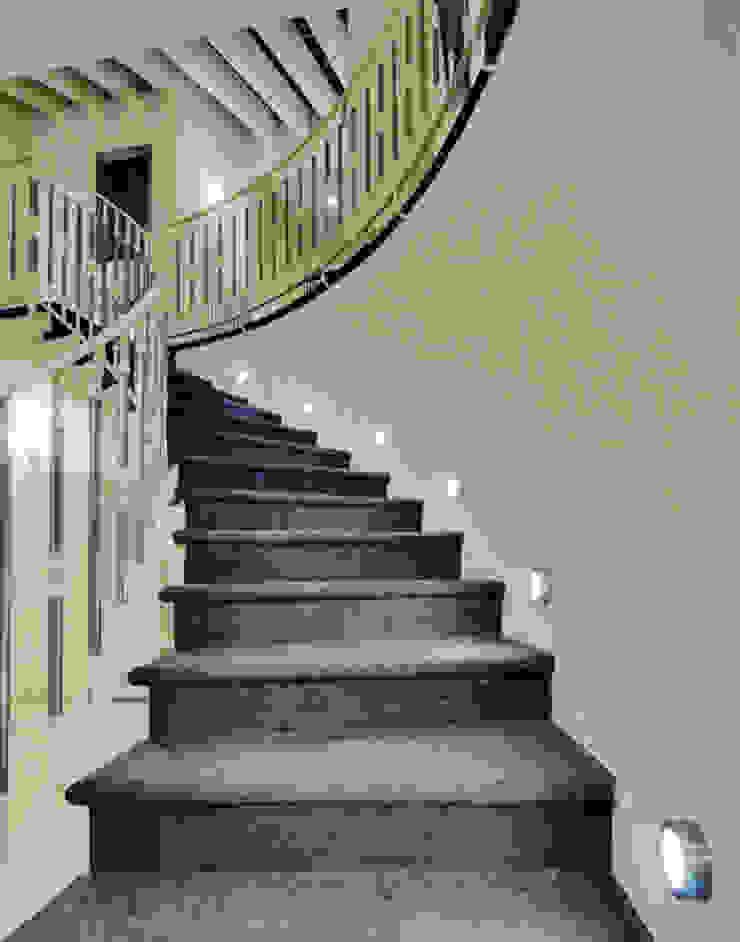 Modern Corridor, Hallway and Staircase by Excelencia en Diseño Modern
