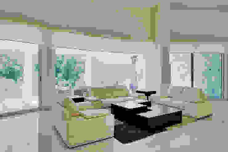 Excelencia en Diseño Ruang Keluarga Modern