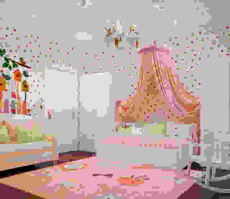 Dormitorios infantiles modernos de Sweet Hoome Interiors Moderno