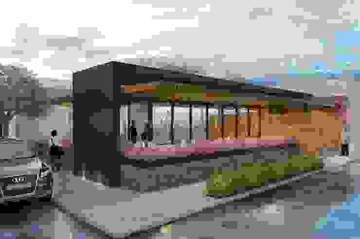 Restaurante VLL Taller Habitat Arquitectos Gastronomía de estilo moderno