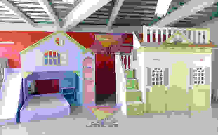 Hermosas casitas para niñas de camas y literas infantiles kids world Clásico