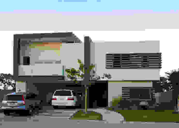 Casa SP Casas minimalistas de Taller Habitat Arquitectos Minimalista