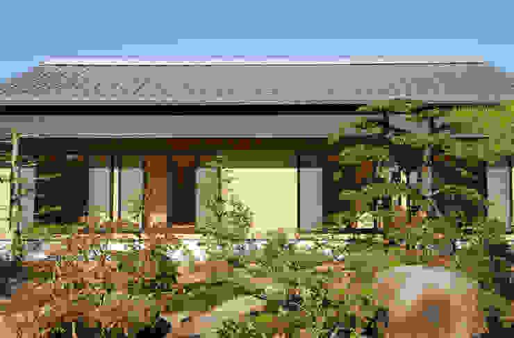 温品の家: エルイーオー設計室が手掛けたアジア人です。,和風