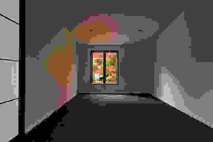 応接室 オリジナルデザインの 多目的室 の 清正崇建築設計スタジオ オリジナル