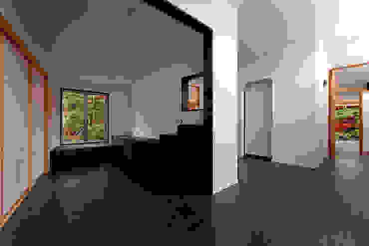 客間 オリジナルデザインの 多目的室 の 清正崇建築設計スタジオ オリジナル