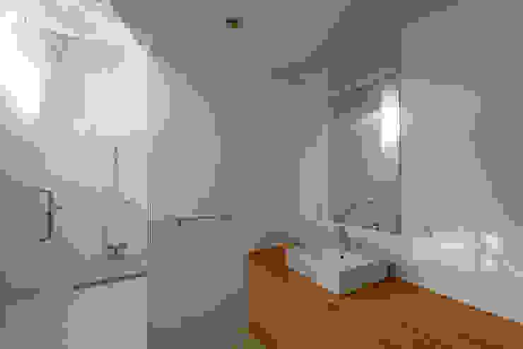 子世帯 オリジナルスタイルの お風呂 の 清正崇建築設計スタジオ オリジナル