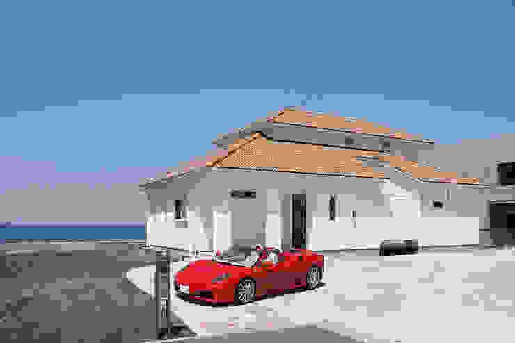 บ้านและที่อยู่อาศัย by 有限会社タクト設計事務所