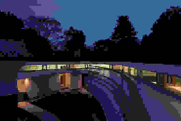 テラス オリジナルな 家 の 清正崇建築設計スタジオ オリジナル