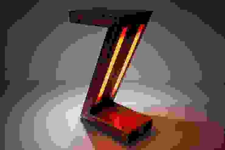 de Luxelt Clásico Madera Acabado en madera