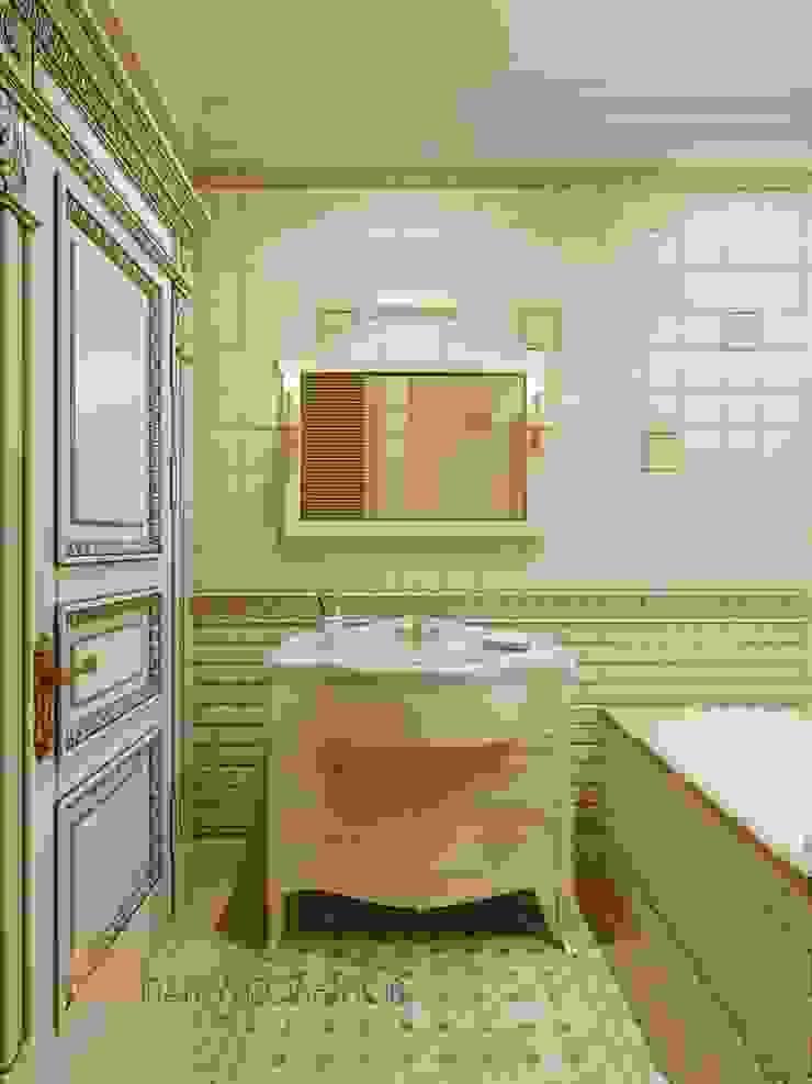 Студия Павла Полынова Classic style bathroom
