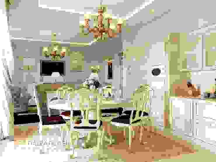 Студия Павла Полынова Classic style kitchen