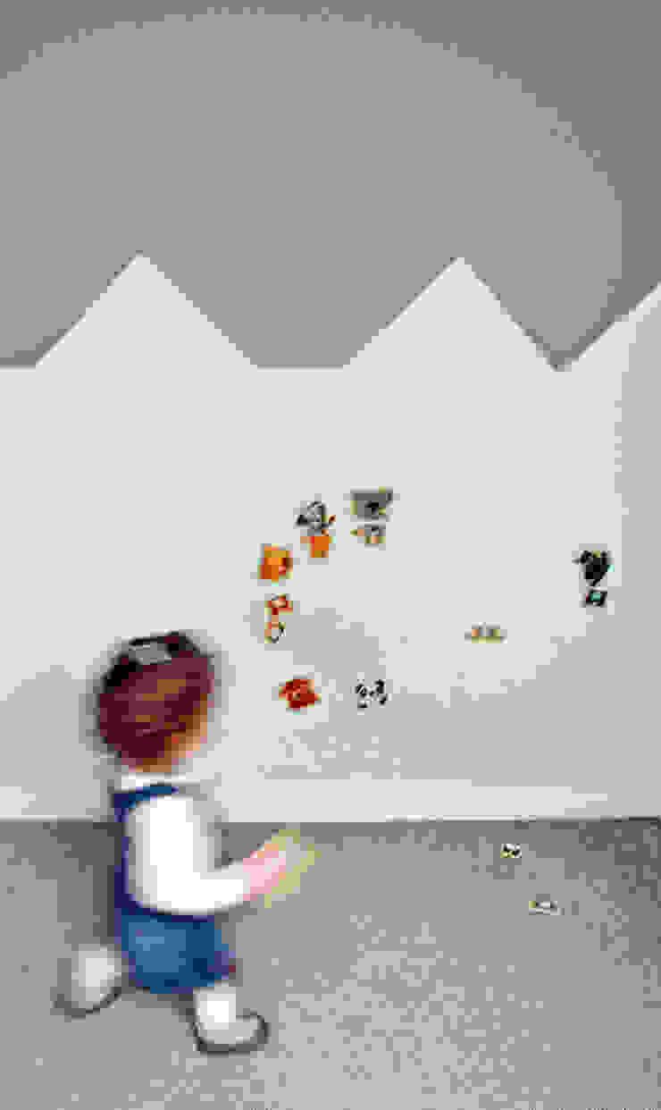 Pokoik małej Magdaleny Skandynawski pokój dziecięcy od AWUU Skandynawski