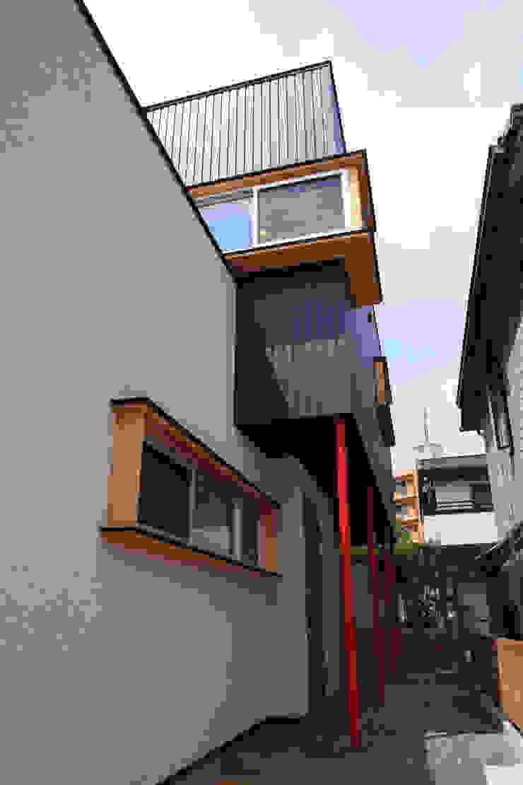 Modern houses by MA設計室 Modern