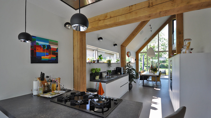 Kitchen by Bongers Architecten