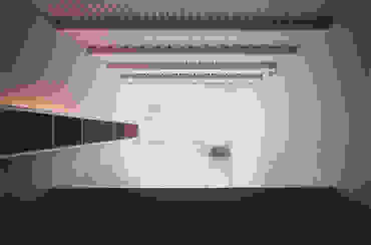 Estudios y bibliotecas de estilo minimalista de ADS一級建築士事務所 Minimalista