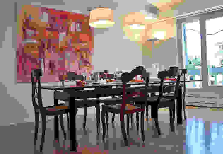 Comedores de estilo moderno de GUTMAN+LEHRER ARQUITECTAS Moderno