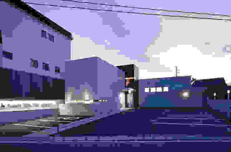 Tj Dental Clinic モダンな医療機関 の ADS一級建築士事務所 モダン