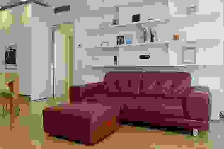 Angolo soggiorno Soggiorno moderno di ROBERTA DANISI ARCHITETTO Moderno