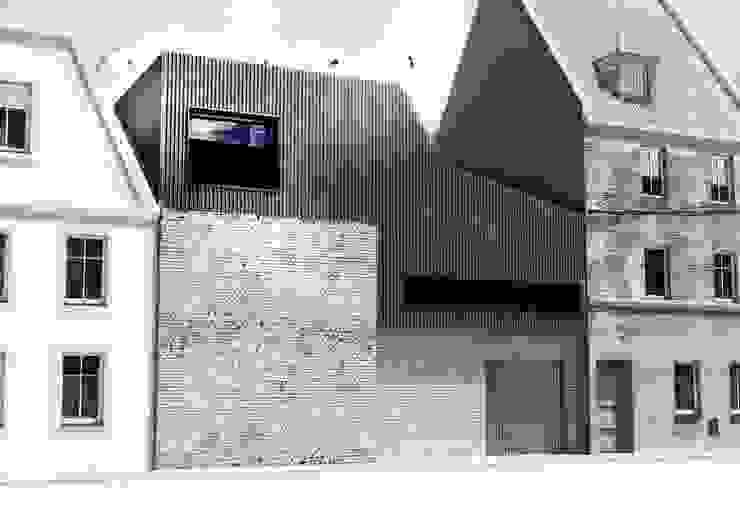 Projekt mieszkania w Gliwicach od FOORMA Pracownia Architektury Wnętrz Minimalistyczny