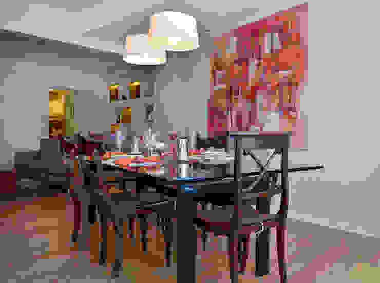 Salle à manger moderne par GUTMAN+LEHRER ARQUITECTAS Moderne