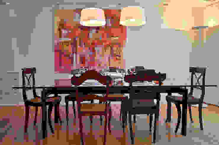 GUTMAN+LEHRER ARQUITECTAS Modern dining room