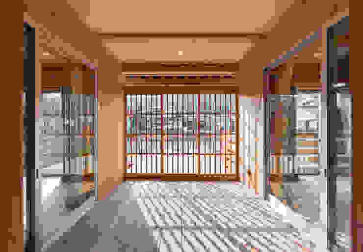 石井の住宅 オリジナルデザインの 多目的室 の 中飯賀業建築研究所 オリジナル